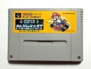Super Mario Kart Japan