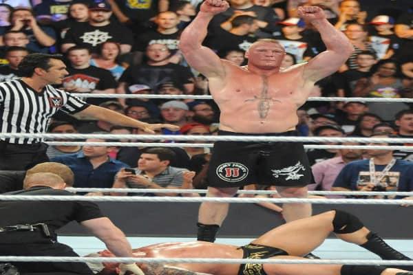 Brock vs