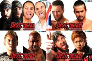 W2Mnet NJPW Destruction in Hiroshima 2016 Preview