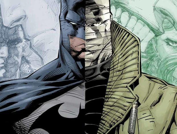 Batman Hush Stories