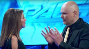Billy Corgan Sues TNA