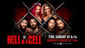 WWE Hell in a Cell 2016 Review