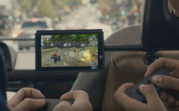 Nintendo Switch Reactions