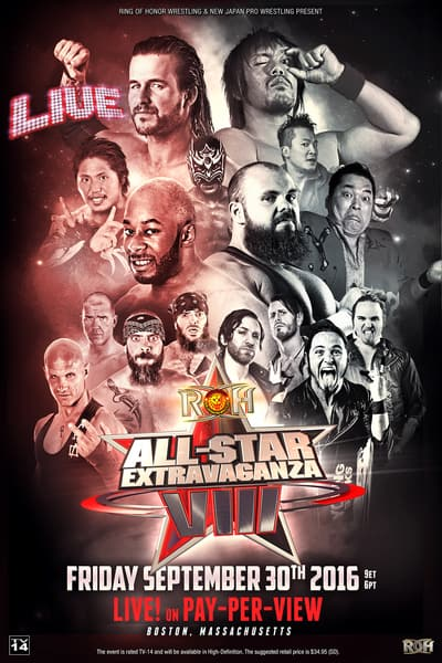 ROH All Star Extravaganza VIII Review