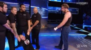 Dean Ambrose Gets Vengeance