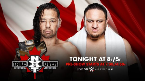 NXT Takeover Toronto Preview