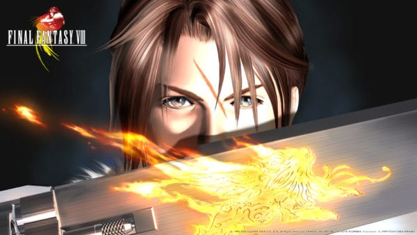 squall-ffviii-poster