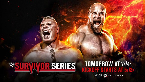 WWE Survivor Series 2016 Preview
