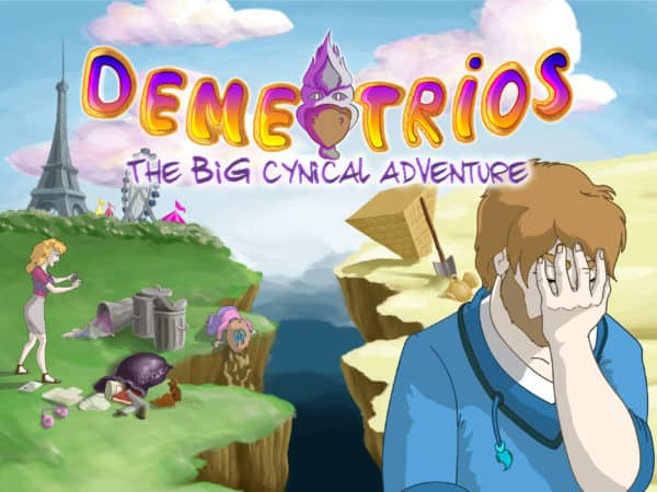 Demetrios: the BIG Cynical Adventure Review - W2Mnet