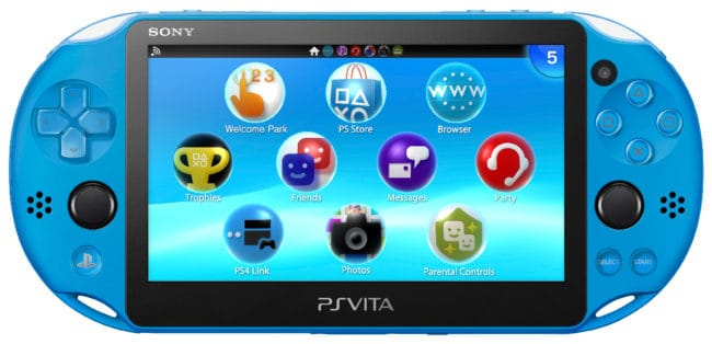 Playstation Vita 2016