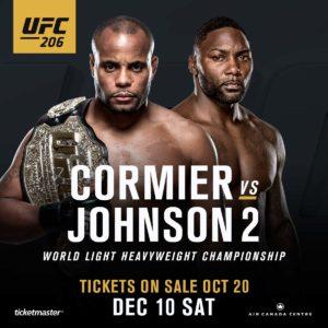 UFC 206 Preview