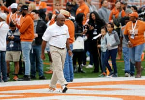 Charlie Strong Fired