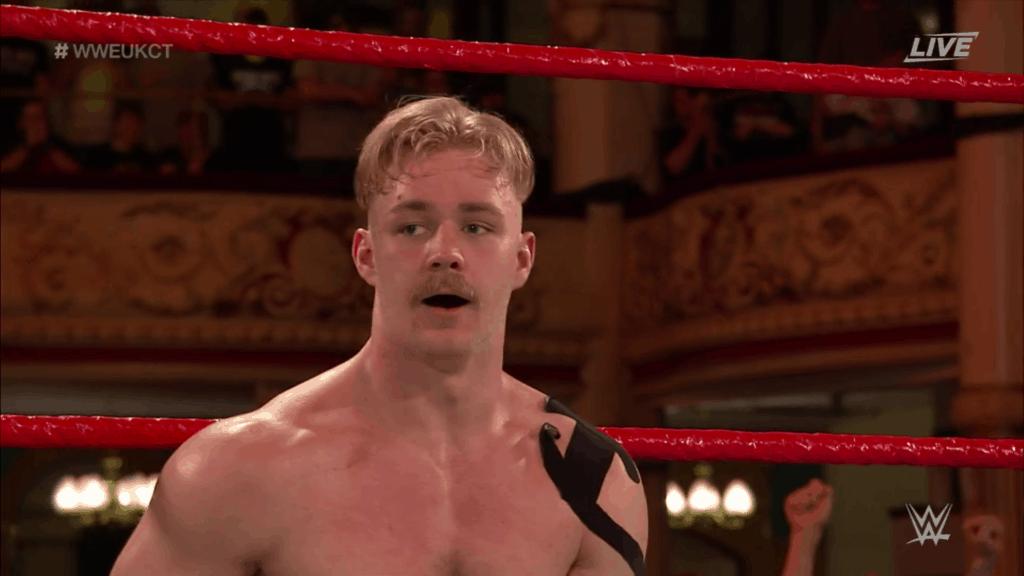 WWE United Kingdom Tournament Review