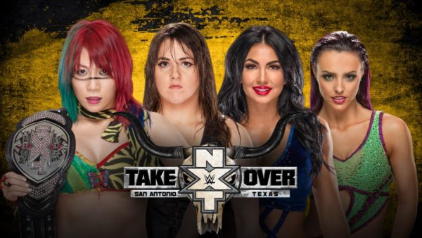 NXT Takeover San Antonio Preview