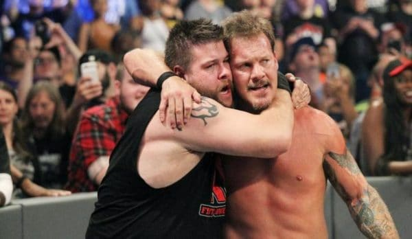 Kevin Owens Takes Over