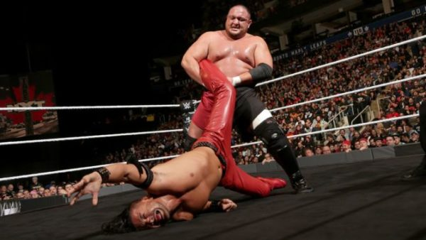 Samoa Joe Future Plans
