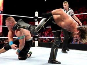 Dangers of Seth Rollins