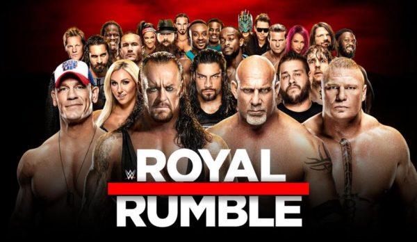 WWE Royal Rumble 2017 Review