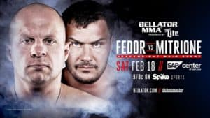 Bellator 172 Preview