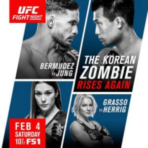 UFC Fight Night 104 Preview