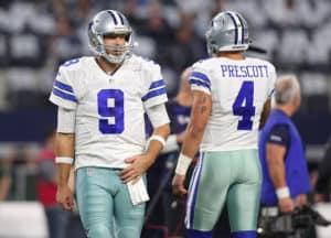 Dallas Cowboys Releasing Tony Romo