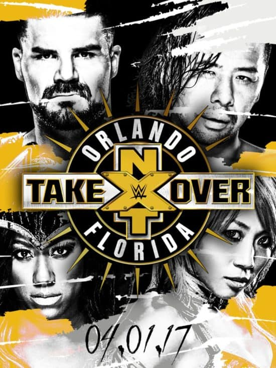 NXT Takeover Orlando Preview