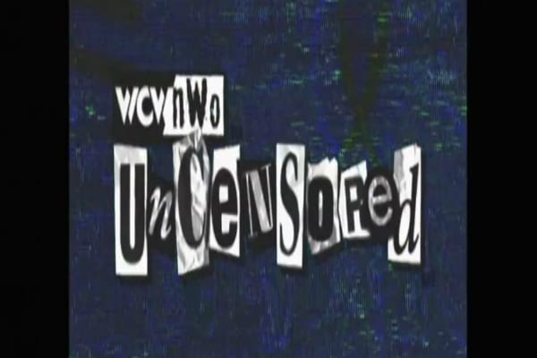 WCW Uncensored 1998 Review