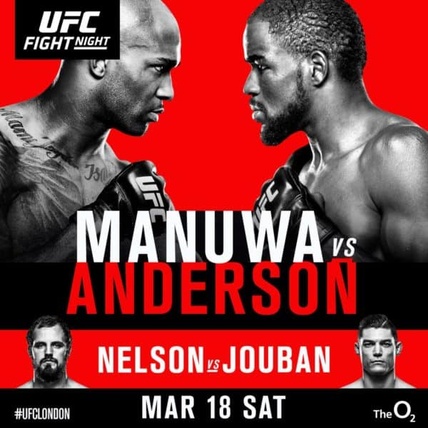 UFC Fight Night 107 Preview