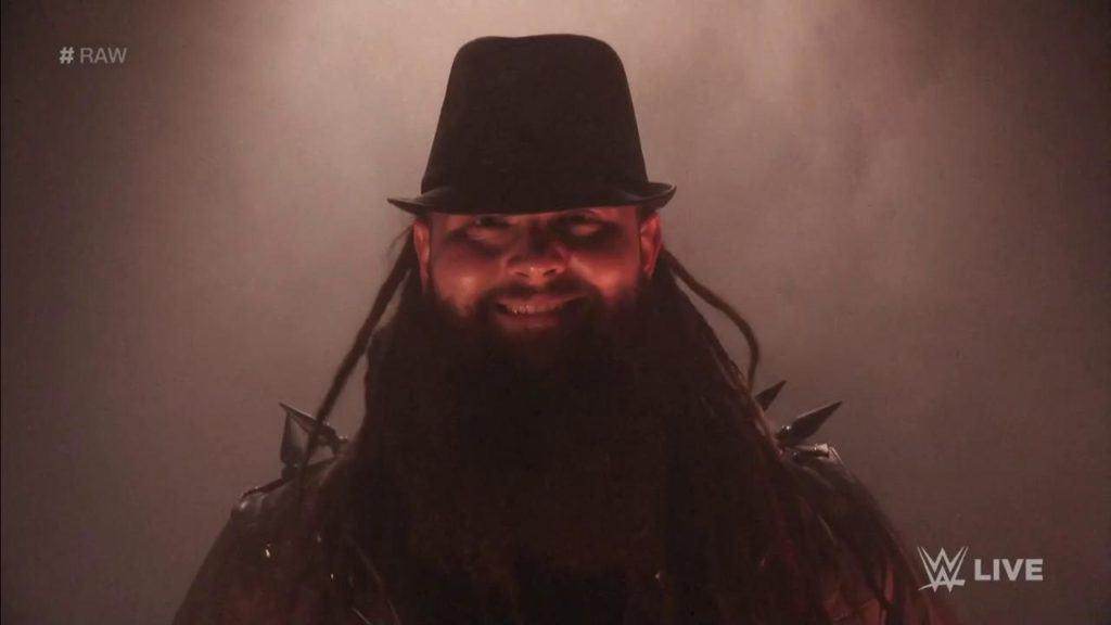 Bray Wyatt Upset