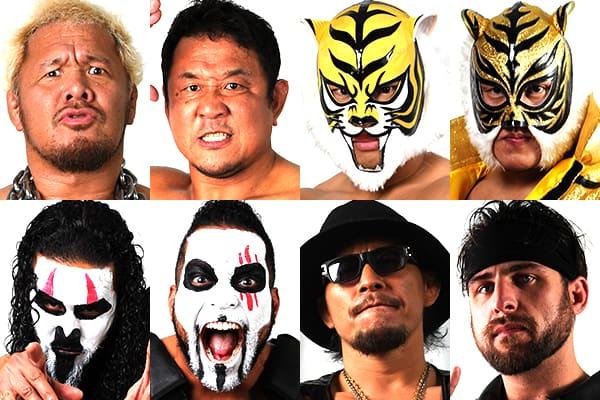 NJPW Sakura Genesis 2017 Preview