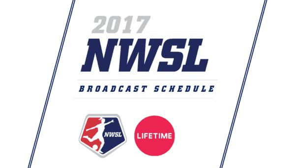 NWSL TV Schedule