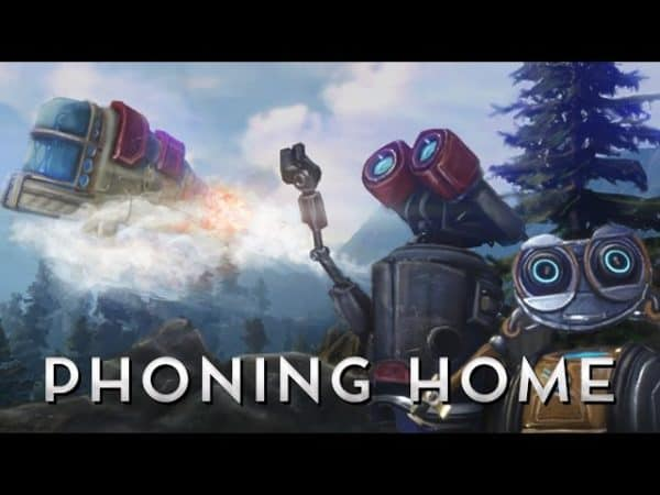 Phoning Home Review