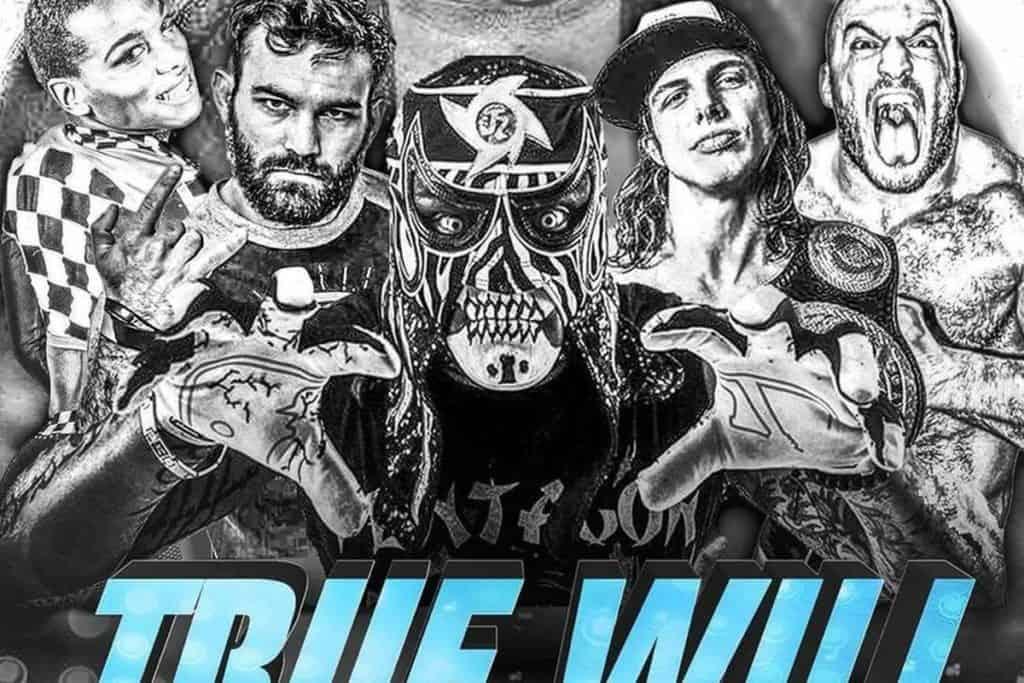 Tier 1 Wrestling True Will