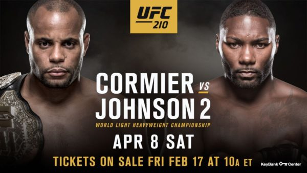 UFC 210 Preview