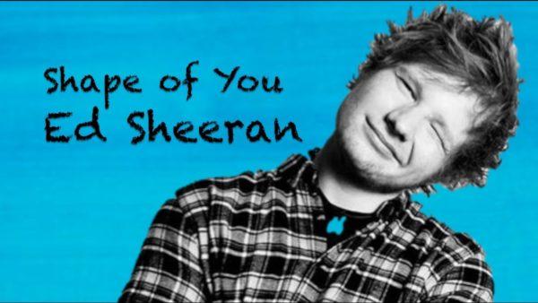 Ed Sheeran Shape of You