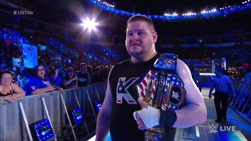 Kevin Owens Champion