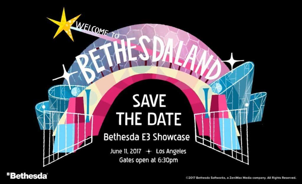 Bethesda E3 Showcase Live Reactions