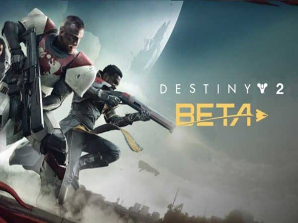 Destiny 2 Beta Preview