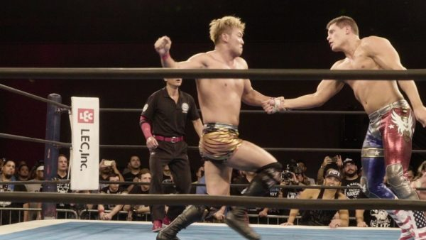 NJPW G1 Special in USA Review
