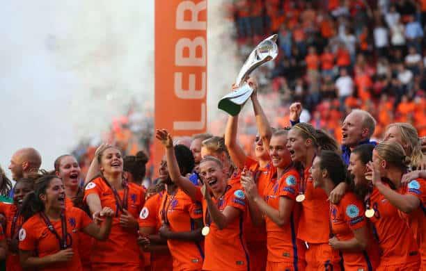 Women's EURO 2017 Final