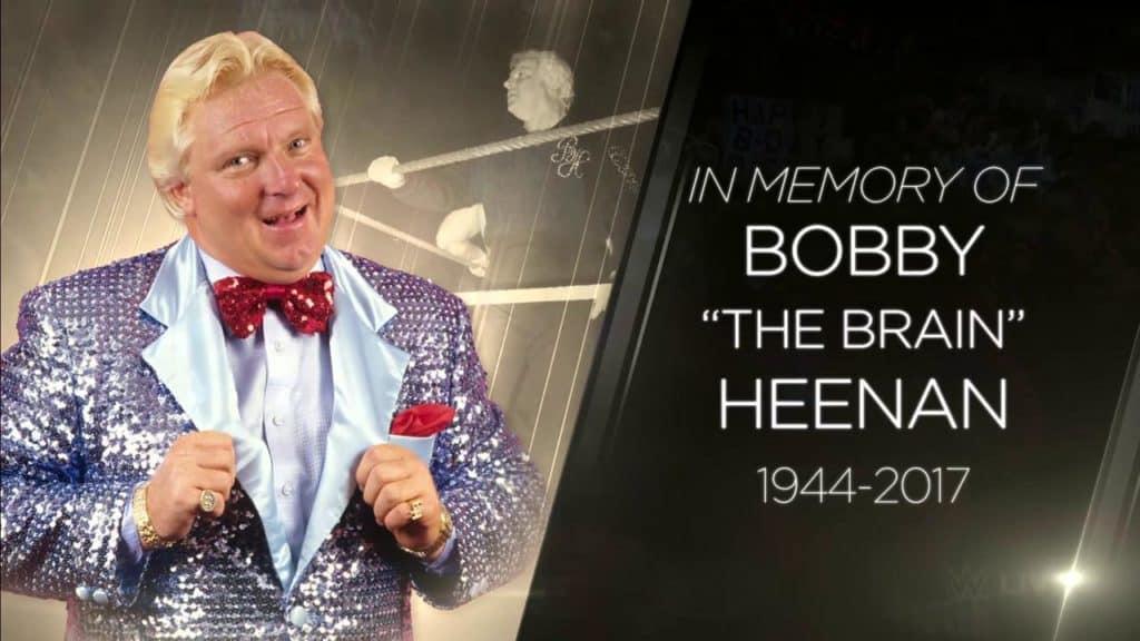 Bobby Heenan Tribute
