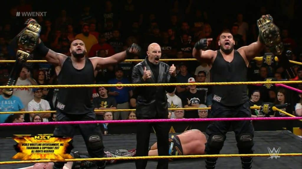 WWE NXT Review