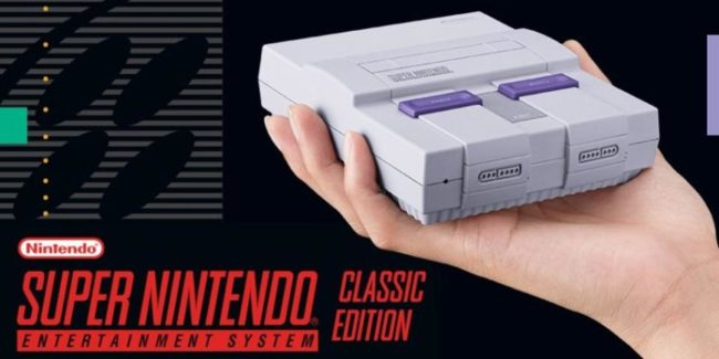 SNES Classic Thoughts