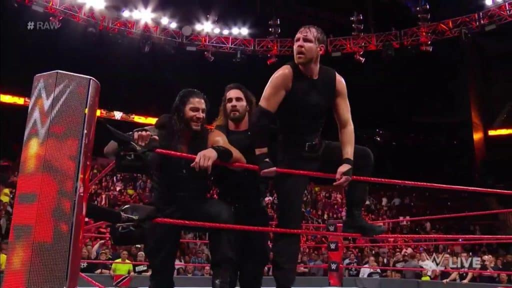 The Shield Fight