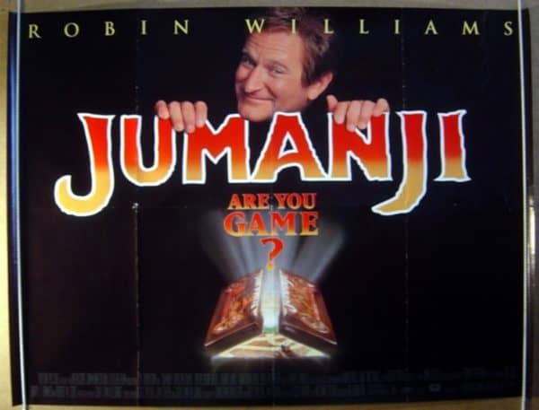 On Trial: Jumanji (1995) Review - W2Mnet