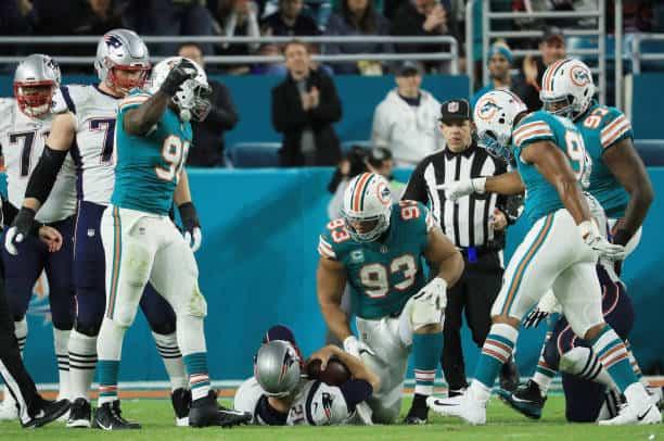 Dolphins Upset Patriots