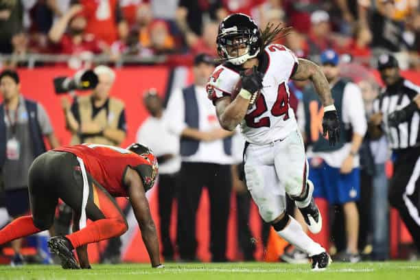 Atlanta Falcons Win