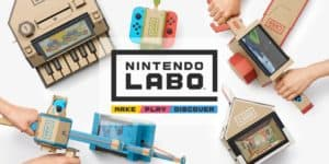 Nintendo Labo Thoughts