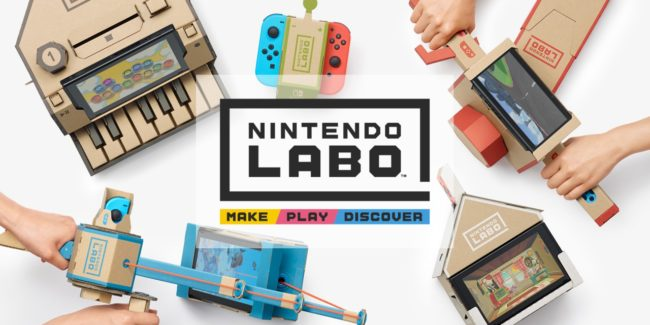 Nintendo Labo Thoughts