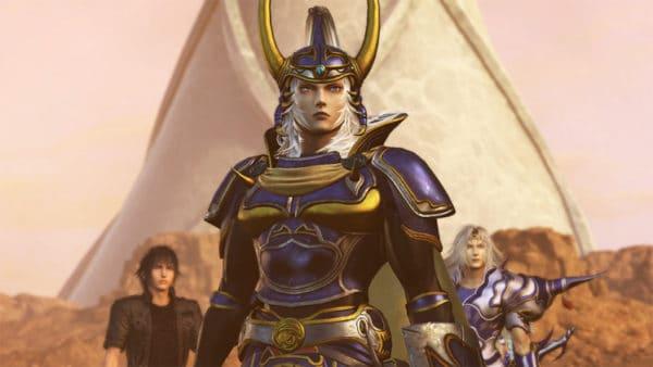 Final Fantasy NT Review